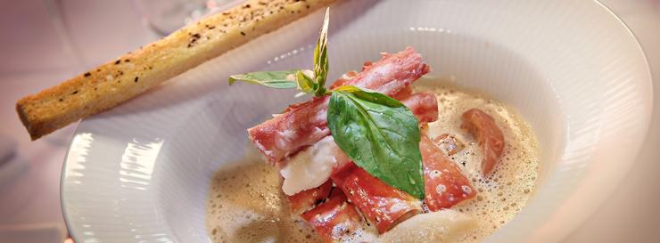 La gastronomía danesa se ha posicionado como una de las mejores de la actualidad © VisitDenmark