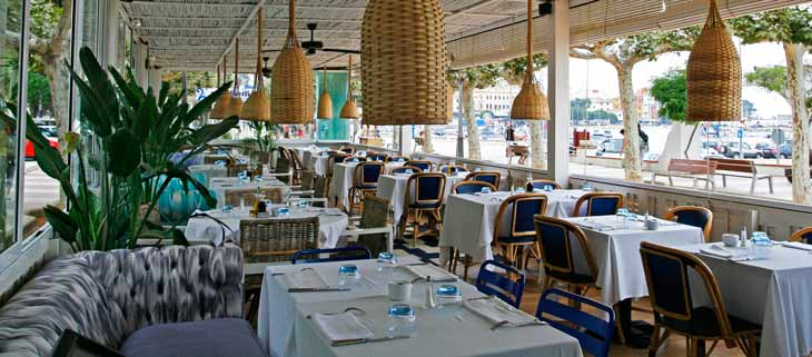 La Corniche, el nuevo y elegante beach club de la Costa Brava