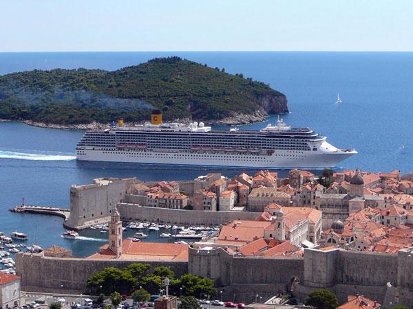 Croacia, premiada como destino de cruceros