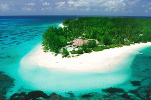 Luna de miel en Denis Private Island Seychelles