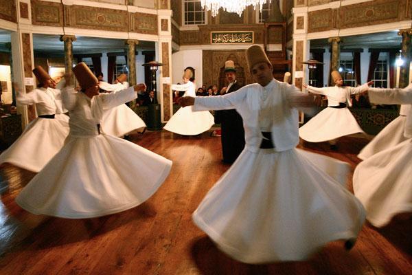 Turismo cultural en Turquía: Sema y el movimiento cósmico