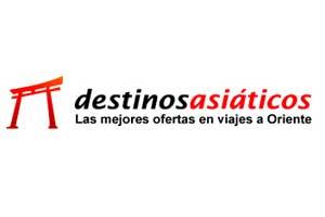 La agencia Destinos Asiáticos donará el 1% de cada viaje a Cruz Roja en ayuda a Japón