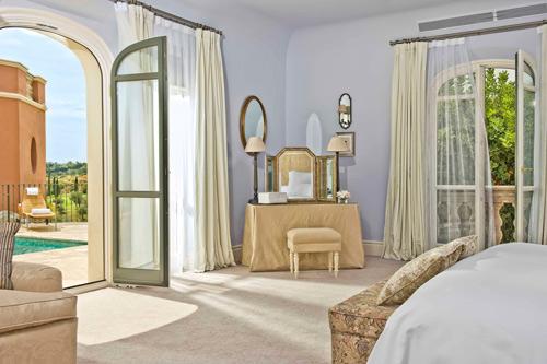 Las Casitas del Hotel Villa Padierna, un exclusivo espacio que garantiza la privacidad y el confort