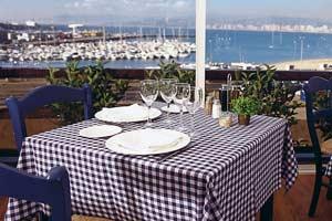 Gastronomía y paisaje marinero en el Restaurant El Mirador de Palamós