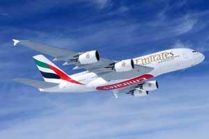 Emirates nombrada mejor línea aérea de 2011 por la edición española de Condé Nast Traveller