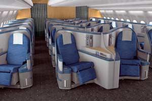 El Airbus 332 de US Airways llega a Madrid el 30 de octubre