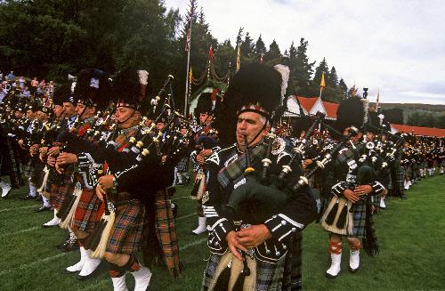 Escocia: The Gathering 2009