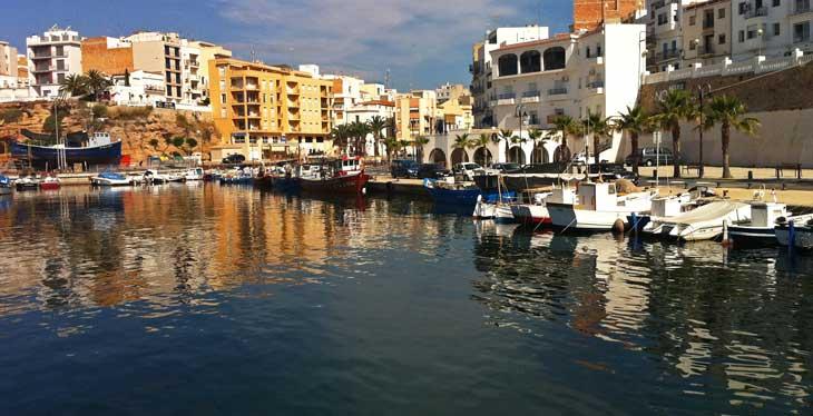 Puerto de L'Ametlla de Mar/Foto Juan Coma