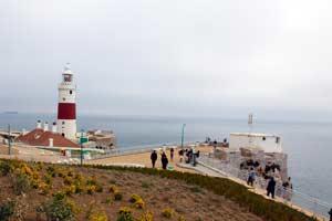 Gibraltar inaugura una zona recreativa y de ocio en Punta de Europa