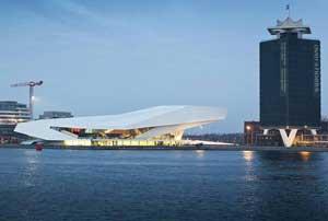 EYE: el nuevo Museo del Cine de Ámsterdam