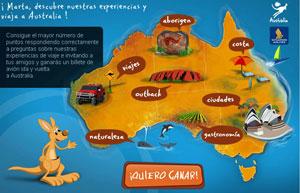 """""""Viaje a Australia"""" en Facebook: ¡Que gane el mejor!"""