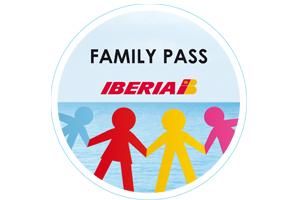 Family Pass, nuevo servicio de Iberia para las familias