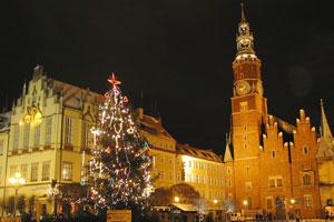 Nochevieja en Polonia