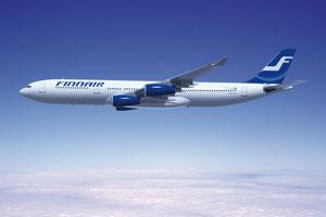 Finnair llegará a los 74 vuelos semanales a Asia en 2011