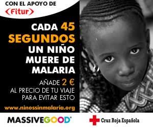 """Fitur 2011 colabora en la promoción de la campaña """"Niños sin malaria"""""""