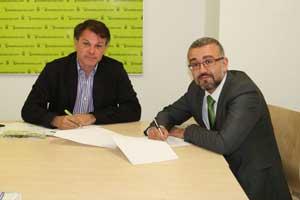 Unión Hotelera de Asturias y FNeNERGIA firman un acuerdo para el ahorro energético