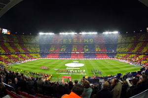 Hotelopia pone a la venta entradas para ver los partidos del Fútbol Club Barcelona
