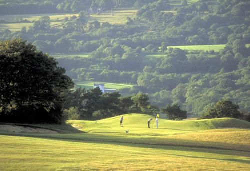 Golf en Gales