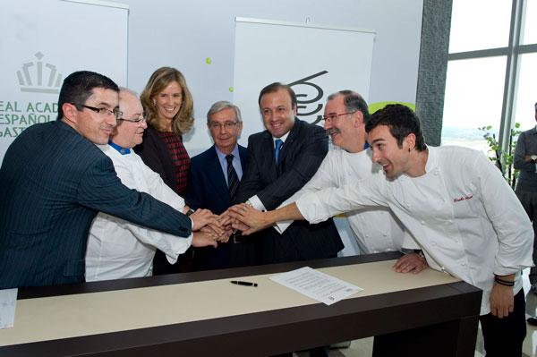 Todo apunto para la primera facultad de Ciencias Gastronómicas de España