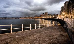 Ruta de la sidra en Gijón