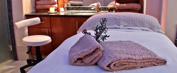 Sala de tratamiento del Lopesan Costa Meloneras Resort, Corallium Spa & Casino ****+
