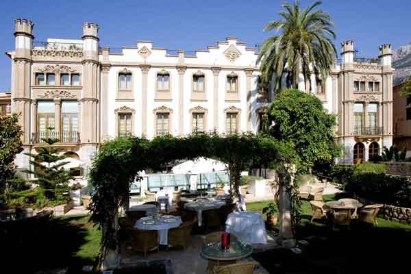 Gran Hotel Sóller, especialista en la organización de bodas singulares