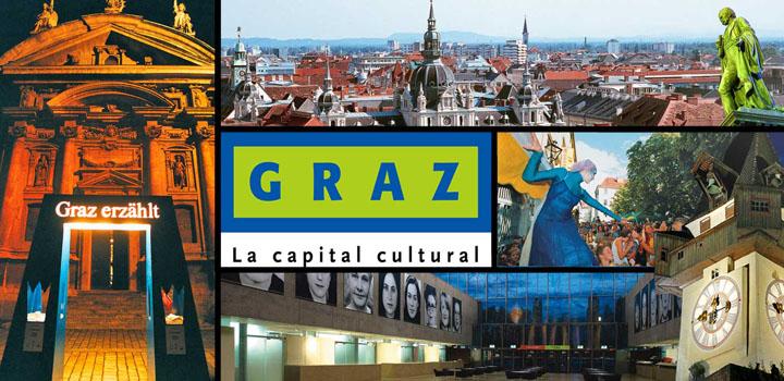 Graz, una ciudad por descubrir/Oficina de Turismo de Graz