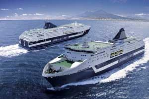Grimaldi Lines y sus cruise ferries de última generación