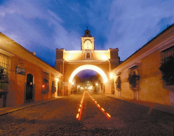 Arco Santa Catarina, La Antigua Guatemala