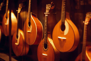 Guitarras para interpretar fados