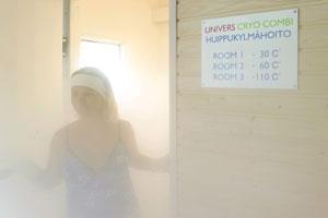 Viaje a Finlandia: tratamientos de Spa a 110º bajo cero
