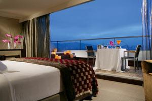 San Valentín 2011: estancia romántica en el Hotel Hesperia Tower de Barcelona