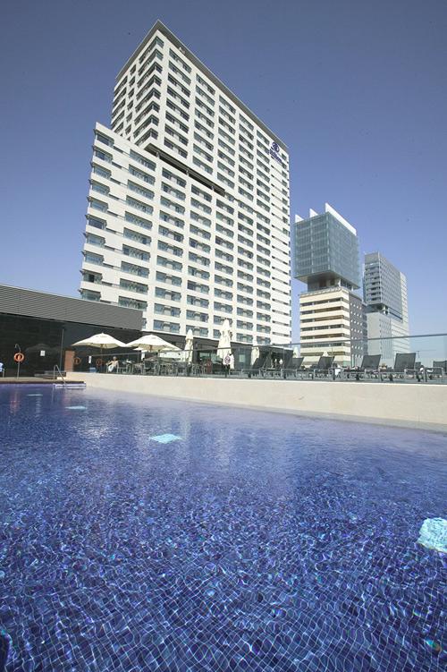 Hilton Diagonal Mar Barcelona brinda la oportunidad de pasar un día redondo