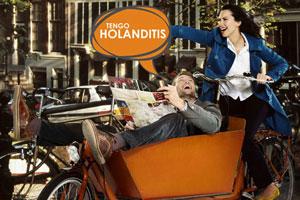 """Turismo de Holanda presenta la campaña """"Descubre tu holanditis"""""""
