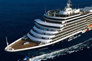 Holland America vuelve a ofrecer en julio sus cruceros transatlánticos entre Rotterdam y Nueva York
