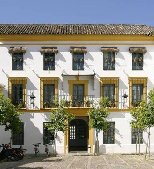 Hospes Hotel, las casas del rey de Baeza