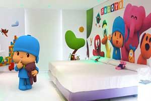 El Hotel del Juguete de Ibi tendrá una habitación dedicada a Pocoyó
