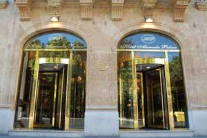 Hotel Alameda Palace en Salamanca