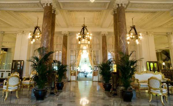 Hotel du Palais: un hotel de película