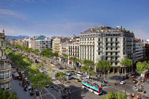 Majestic Hotel & Spa Barcelona destinará 20 millones de euros a la remodelación de sus habitaciones