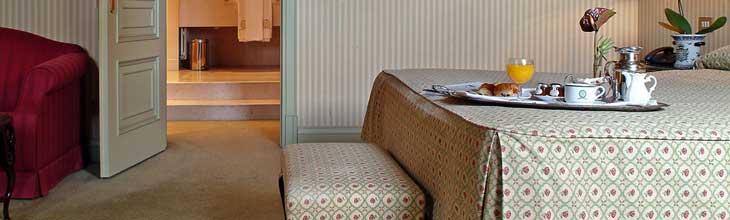 Habitación del Hotel Orfila/Foto Hotel Orfila