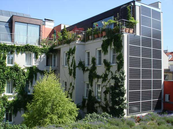 Turismo en Austria: el primer hotel en Viena con balance cero de energía