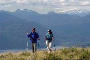 Huilo Huilo, turismo sostenible en Chile