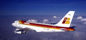 Iberia reanuda los vuelos directos a Washington