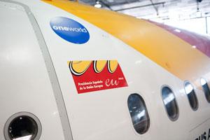 Iberia reanuda los vuelos con toda Europa