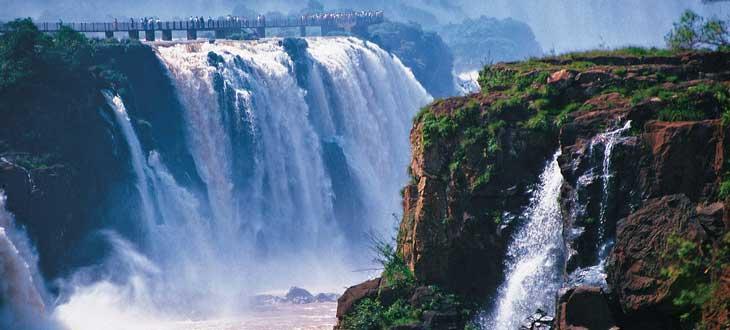 Cataratas de Iguazú. Foto facilitada por LAN Airlines