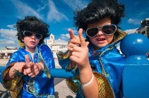 Gales intentará superar el récord de imitadores reunidos de Elvis