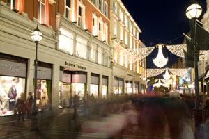 Irlanda Navidad