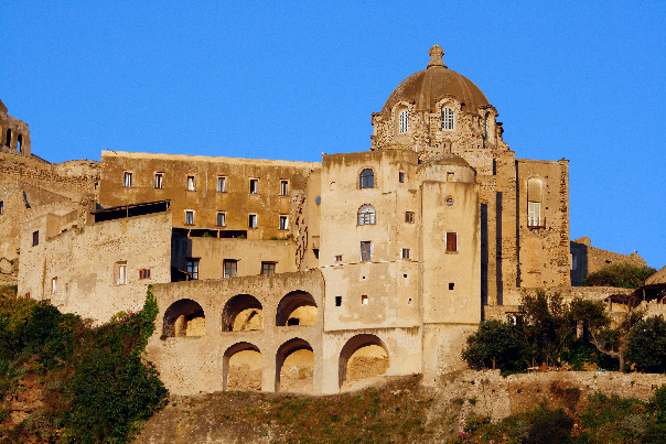 Castillo aragonés de Ischia