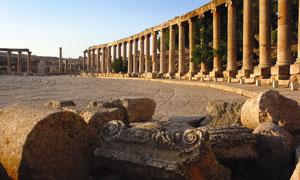 Jerash, la joya romana en el corazón de Jordania